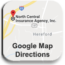 Map to NC Insure